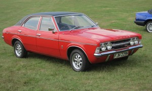 A Ford Cortina MkIII GXL, registered in June 1972. Picture: Charles01/Wikipedia