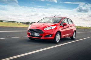 The Ford Fiesta is now in its seventh year as the UK top seller