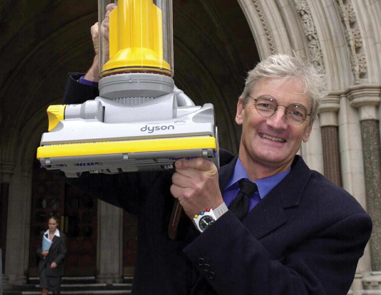 all about james dyson