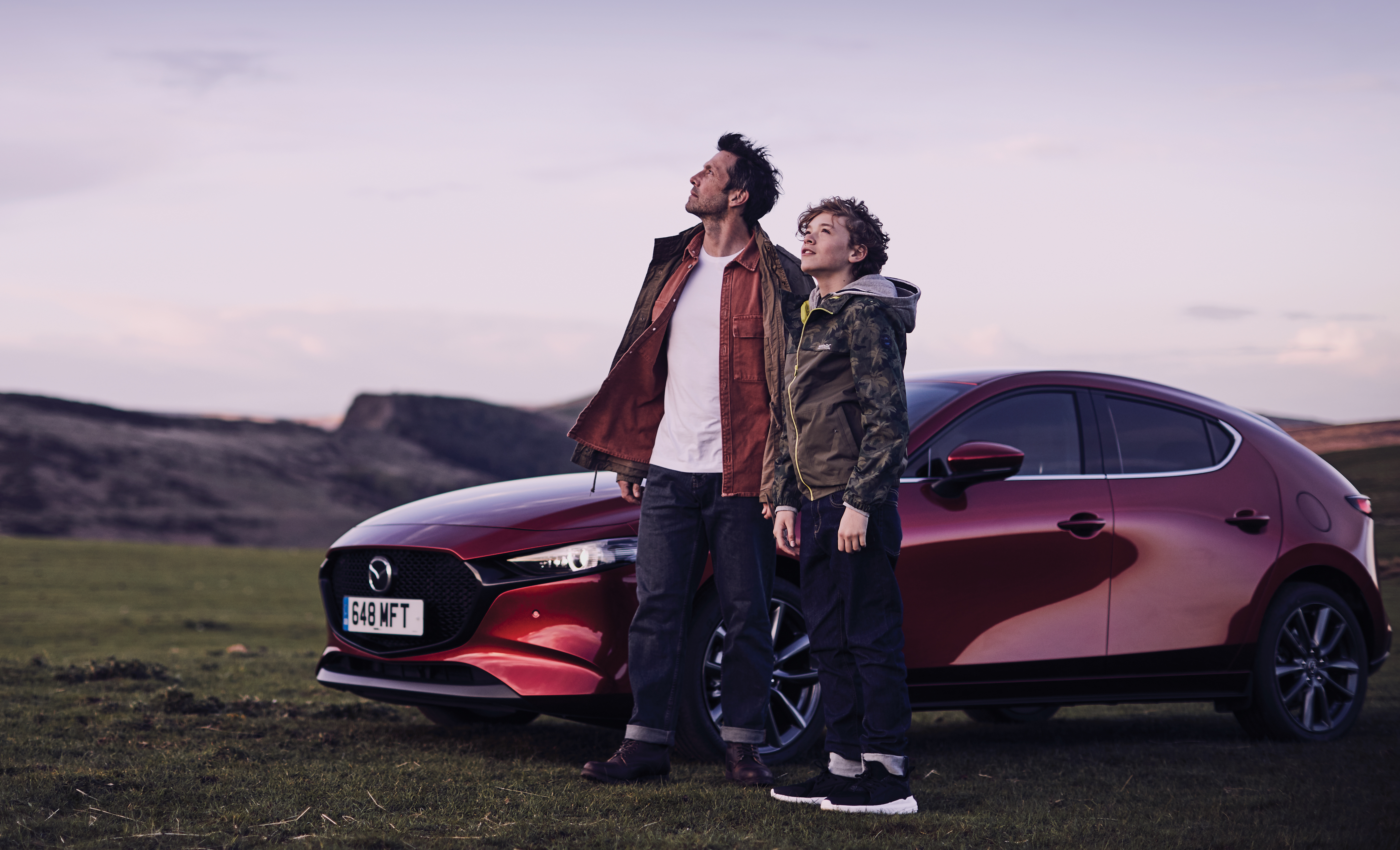 Lights Camera Action A Mazda Star Is Born Car Dealer Magazine